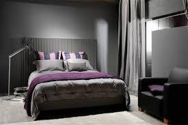 peinture couleur chambre peinture chambre gris et mauve idées décoration intérieure