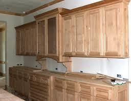 Knotty Alder Cabinet Doors by Kitchens