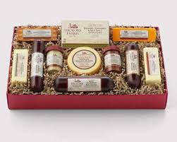 summer sausage gift basket review once you receive a hickory farms gift basket the
