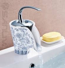Ceramic Lavatory Faucets Sanliv Kitchen Faucets And Bathroom Ceramic Bathroom Fixtures