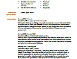 Sample Resume For Housewife Returning To Work by Cv Example For Stay At Home Mom Icover Org Uk