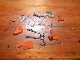 stihl ms200t chainsaw throttle trigger and linkage kit chainsawr