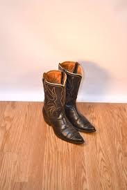 cowboy boots uk leather 176 best vintage boots images on vintage boots