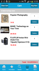 shopping cart apk buy shopping app template for android shopping chupamobile