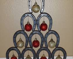 horseshoe christmas tree ornament awesome horseshoe ornaments horseshoe christmas tree