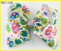 easter hair bows new products janebao