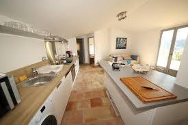 cuisine ancienne cagne annonce n 172 appartement dans villa pour 6 personnes à cagnes sur