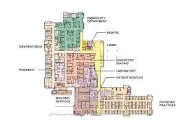 floor plan of hospital floor plans nantucket cottage hospital