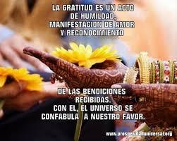 imagenes de agradecimiento al universo la gratitud activa la energía del universo
