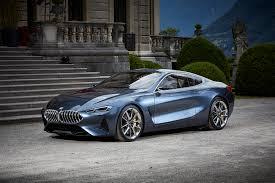 exclusive bmw 8 series concept drive automobile magazine