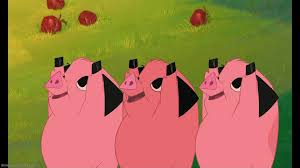 Home On The Range by Piggies Disney Wiki Fandom Powered By Wikia