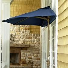 Half Umbrella Patio Umbrella Proves Half Can Be Better Than The Seattle Times