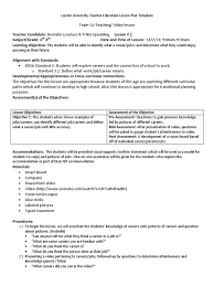 co teaching lesson plan templates free customizable invitation