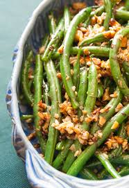 green beans with walnuts and balsamic healthy seasonal recipes