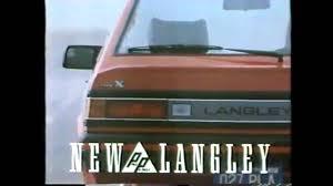 nissan langley 1985 1984 nissan langley ad hd youtube