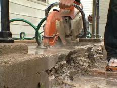 how to patch concrete porch steps how tos diy