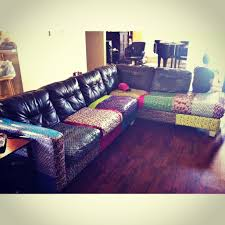 Duck Hold It For Rugs Tape The Leather On Our Couch Was Peeling Off We Couldn U0027t Afford A New