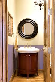 Powder Room Vanity With Vessel Sink Vanities Designs Powder Room Vanities Classic Decor With Vessel
