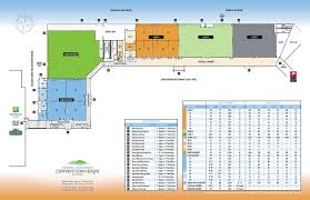 Expo Floor Plan Spaces Floor Plans Central Wisconsin Convention Expo Center