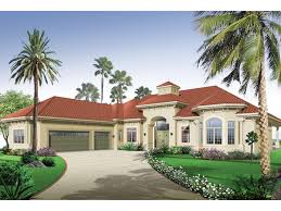 Florida Home Designs Floor Plans San Jacinto Florida Style Home Plan 032d 0666 House Plans And More