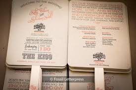 kraft paper wedding programs kraft paper wedding program fans order of service fans wedding
