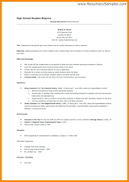 high school resume template microsoft word student resume template word free high school resume template