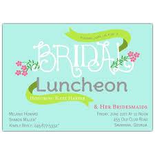 bridesmaid luncheon invitation floral bridal luncheon invitations paperstyle bridal luncheon