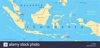 Map Of Bali Indonesia Malaysia Map Atlas Map Of The World Political Bali