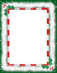 free christmas border templates download u2013 festival collections