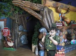 wacky world studios check out our home base a fully themed
