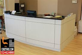 Receptions Desk Can The Right Reception Desk Increase Productivity Communication