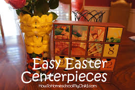 Easter Decorations With Peeps by Peeps Centerpiece Easy Easter Centerpieces For Kids Easter Crafts