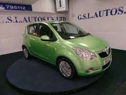 used vauxhall agila cars for sale in manchester greater