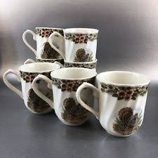myott thanksgiving mugs ebay