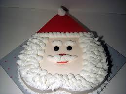 christmas cake santa 103 kerstmarkt pinterest tree cakes