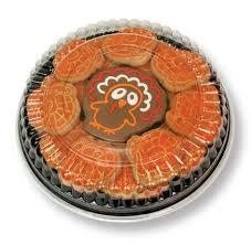 thanksgiving turkey platter 23 oz thanksgiving turkey platter 71923 cookies united