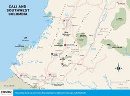 South West America Map by Top Things To Do In Cali Colombia Moon Travel Guides