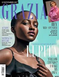 black hair magazine photo gallery black hair magazine photo gallery lupita nyong o blasts grazia for editing her hair daily mail online