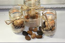 Home Interior Candles by Diy Mason Jar Candles Youtube