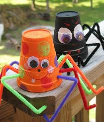 Fun Halloween Crafts - easy halloween crafts for kids to make find craft ideas