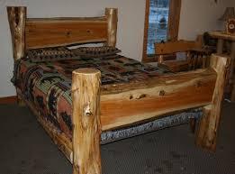 Log Queen Bed Frame 72 Best Log Beds Images On Pinterest Log Bed Log Furniture And