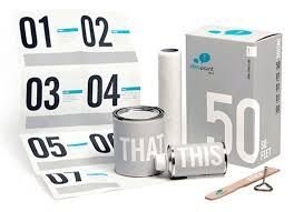 packaging design archive ideapaint kit