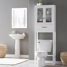 bathroom toilet paper storage cabinet over toilet etagere