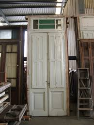 Salvaged French Doors - salvage french doors home decorating interior design bath