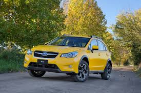 subaru yellow news 2015 subaru xv u0027sunshine yellow u0027