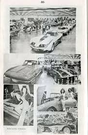 corvette chevy expo coverage of the 1st corvette chevy expo in 1978 corvette chevy expo