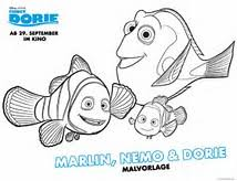 dory coloring pages images download