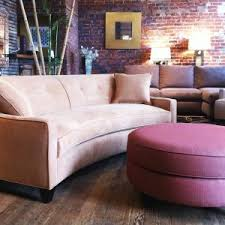Circular Sectional Sofa Furniture Fascinating Curved Sectional Sofa For Your Living Room