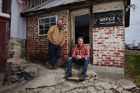 Seeking Show American Pickers Tv Show Seeking Antique Collections To In
