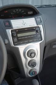 Yaris Sedan 2008 2008 Toyota Yaris Hatchback Dashboard Console Picture Pic Image